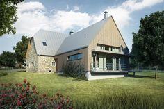 Hořičky - Rekonstrukce a dostavba vesnického stavení - ROSA architekt