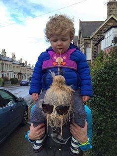 18 haarsträubende Dinge, die Kleinkinder echt so getan haben