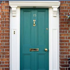 Teal Front Door Colors | really really NEED my front door to be a teal shade