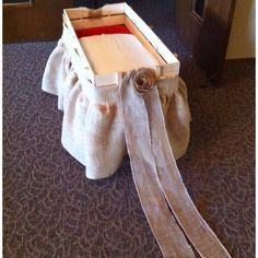 how to decorate a red wagon for a wedding - Google Search