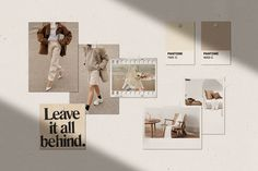 About 20 Realistic Natural Wall Mood Board Mockups Realistic Natural Wall Mood Board Mockups that will help you showcase your branding designs with ease.