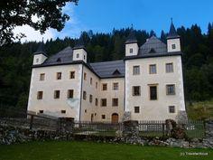 Höch Castle in Flachau, Austria