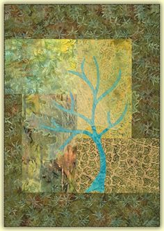 Seasons summer quilt pattern