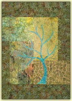 Seasons summer quilt pattern