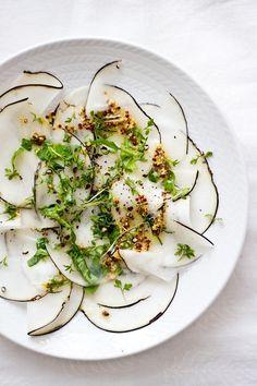 bavarian radish salad | lucky star anise