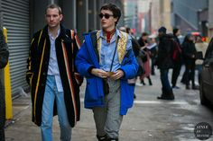 Dan Thawley and Matthew Domescek After Dion Lee by STYLEDUMONDE Street Style Fashion Photography0E2A1836
