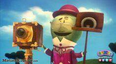 Sonrie! una foto para la posteridad! - Imagenes de los Glumpers - Glumpers cartoon pictures