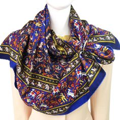 a687204b6fc 11 best Scarves images in 2018 | Silk Scarves, Scarf styles, Scarf ...