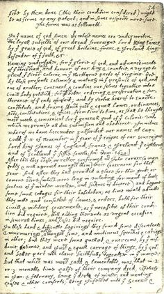 The Mayflower Compact: was the first governing document of Plymouth Colony. It…