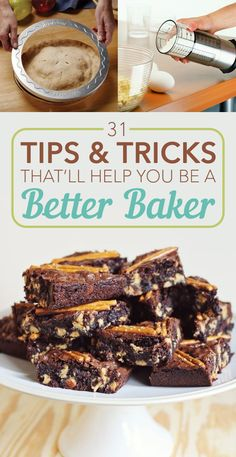 31 Tips And Tricks To Make People Think You're A Pro Baker
