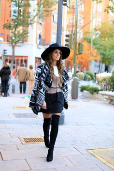 27 maneiras de usar botas Over the Knee