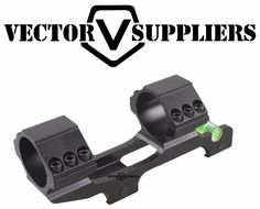 Vector Optics 30mm  Cantilever rifleScope Anti Cant Device ACD Bubble Level Mount with 1 inch Adapter Ring 139mm Bracket #Affiliate