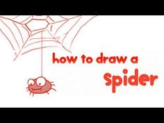 How to Draw a Spider - Simple step by step guide learn how to draw a Spider in a simple and interactive way. More such drawing lessons at http://mocomi.com/fun/arts-crafts/drawing-for-kids/  Subscribe to our YouTube channel here http://www.youtube.com/user/mocomikids