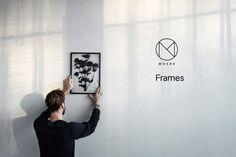 #moebe #moebeframe #moebeframes Moebe frames vind je in alle 4 maten en in eikenhout, wit of zwart gepoedercoated metaal. Op voorraad. emma b Oudegracht 218 / Hoek Hamburgerstraat Utrecht