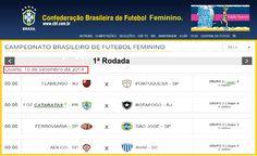 BlogdoLira: - Campeonato Brasileiro de Futebol Feminino 2014, ...