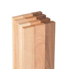 Hardwood Basics Box - 1 x 2 x 36 (12 piece set)