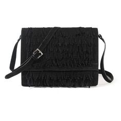 Womens Suede Fringed Clutch Bag With Adjustable Shoulder Strap French Fashion, Linen Bedding, Clutch Bag, Fashion Online, Shoulder Strap, Women Wear, Womens Fashion, Bags, Bangs