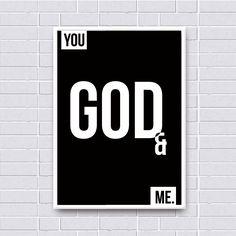 Santa Casinhola - You, God and Me