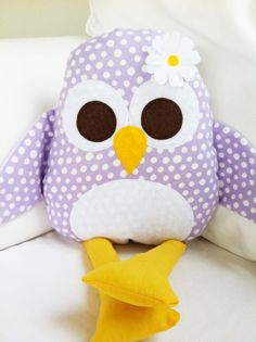 Toy Sewing Pattern  Penguin Pattern  PDF por GandGPatterns en Etsy