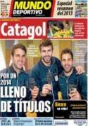 DescargarMundo Deportivo - 31 Diciembre 2013 - PDF - IPAD - ESPAÑOL - HQ