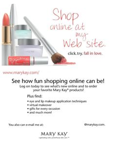 Mary Kay Flyer Templates | ... way; you are limited to only advertising for Mary Kay in general