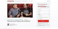 El mundo del cine se moviliza para intentar salvar el Palacio de la Música de convertirse en una tienda