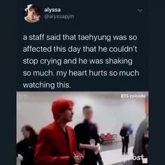 My heart hurts, I feel so bad but I'm also happy because they got group of the year, and thats really awesome! Bts Taehyung, Bts Bangtan Boy, Bts Jimin, Bts Funny Videos, Bts Memes Hilarious, V And Jin, Bts Facts, Bts Playlist, Bts Tweet