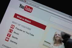 YouTube is the Internet's most popular video-sharing site.