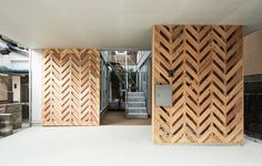 y+M design office: Twin House — Thisispaper — What we save, saves us.