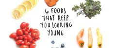 6 Foods That Keep You Looking Young | Free People Blog