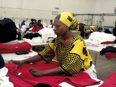 Large Scale Manufacturing in Africa