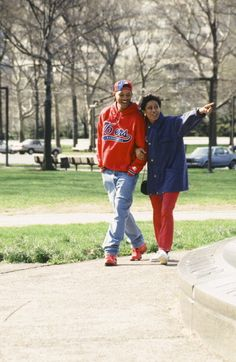 Starter Hoodie & Nike Maestros - The Fresh Prince's 25 Greatest Outfits | Complex