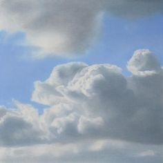 StateoftheART is pleased to offer the original diptych painting Reflection, Original Paintings, Clouds, Fine Art, Artist, Artists, Visual Arts, Cloud