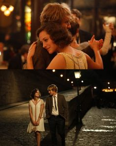 Favorite movie of all. Midnight in Paris.