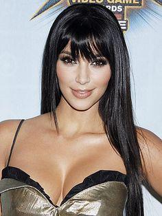 Kim Kardashian- I think she is just stunning. For Realz.