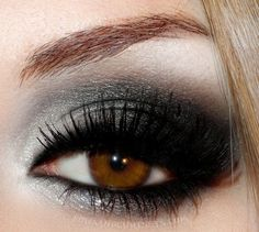 brown eyes makeup 35