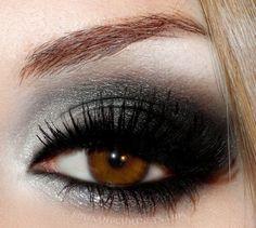 brown eyes makeup 7