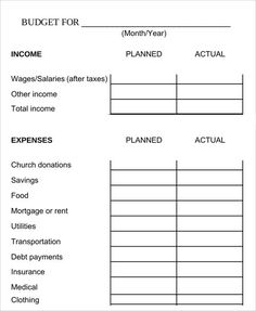 Bi Weekly Family Budget Worksheet Template , 9 Bi Weekly Budget Template , What Makes Bi Weekly Budget Template Beneficial for Us in Our Life Have you been having trouble about managing budget yourself? Family Budget Template, Budget Spreadsheet Template, Household Budget Template, Budget Templates, Weekly Budget Printable, Printable Budget Worksheet, Budgeting Worksheets, Sample Budget