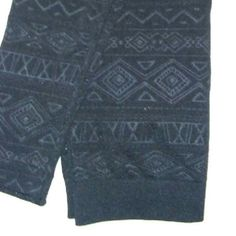 Warm thick Legging Very Cute warm and comfy black tribal imprint eye ? candy Pants Leggings
