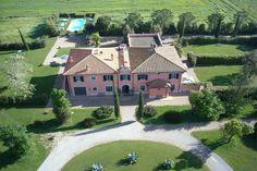 Property Of Enchanting villa in Maremma