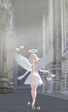 Litterbox Chan ! Angel Aesthetic, Pink Aesthetic, Aesthetic Anime, L Wallpaper, Unusual Baby Names, Virtual Girl, 3d Girl, Arte Horror, Cybergoth