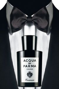 Essenza: l'ultima creazione di Acqua di Parma.