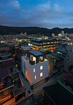 ArchiWorkshop · White Cube, Mangwoo · Divisare Contemporary Architecture, Cube, Mansions, House Styles, Home Decor, Decoration Home, Manor Houses, Room Decor, Villas