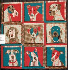 Pilgrim/Roy challenge quilt, 2011, spotted at AQS (Paducah)