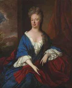 Lady Bagot (1665-1714), wife of Sir Edward Bagot, 4th Baronet  by  Circle of Michael Dahl (Stockholm 1659-1743 London)