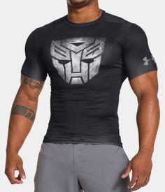 Men's Under Armour® Alter Ego Transformers Autobots Metal Compression Shirt | Under Armour US