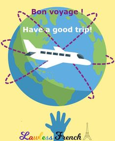 Some classic #French expressions cross the language divide, like bon voyage. #learnfrench #lawlessfrench Idiomatic Expressions, French People, Teacher Boards, French Expressions, French Teacher, French Language, Learn French, Vocabulary, Culture