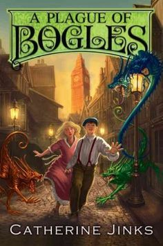 J FIC JIN. Jem Barbary becomes a bogler's apprentice in 1870's London and gets the fright of his life in a city where science clashes with superstition and monsters lurk in every alley.
