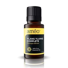 Meet #Améo Ylang Ylang Complete Essential Oil!  Known for its charming and romantic scent, Ylang Ylang Complete essential oil is a natural aphrodisiac.