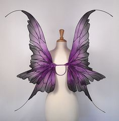 Fairy Wings - I'd wear wings every day, if I could get away with it!